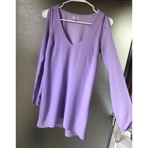 Tobi Dresses - Light purple dress
